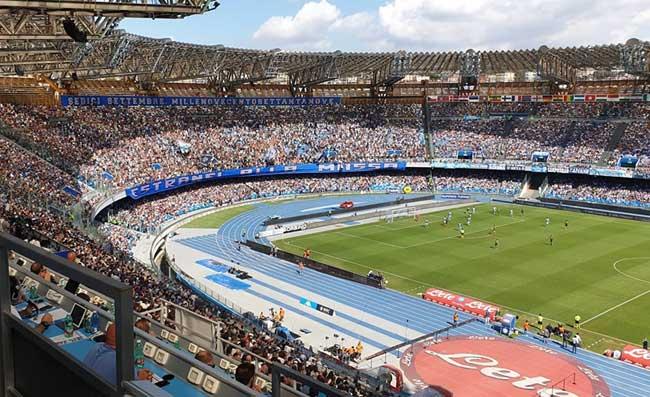 """Criscitiello: """"Pronti ad un'altra battaglia! Perché non fare entrare 15mila persone al San Paolo?"""""""