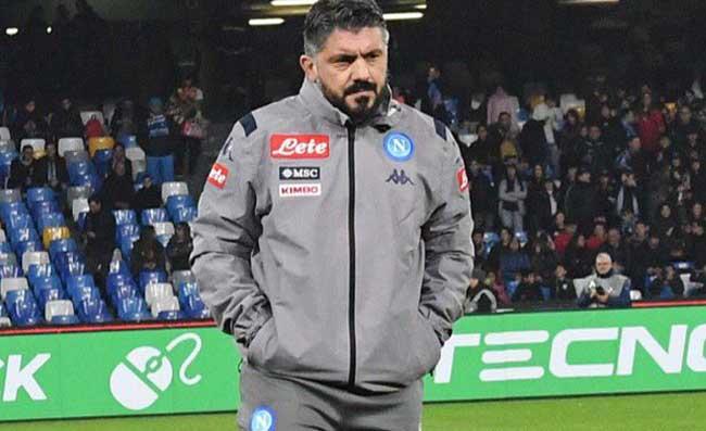 Gattuso, un sogno per l'attacco del Napoli può avversarsi: ADL deve alzare l'offerta
