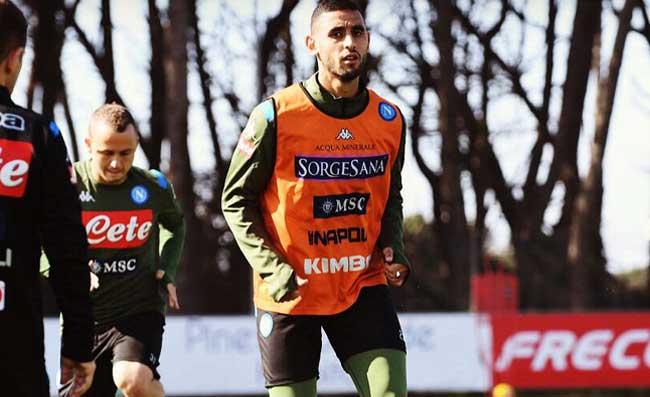 """Napoli, Ghoulam è in forma! Gattuso avrà una """"nuova"""" arma nel finale di stagione"""