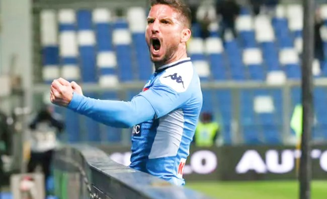 """PRIMA PAGINA CDS CAMPANIA – Napoli, prenditi la Coppa! Mertens fino al 2022, """"no"""" all'Inter"""
