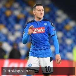 CdS – Il Napoli non smentisce: per la firma di Zielinski siamo ai dettagli, ecco cosa manca