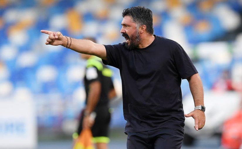 """Gattuso: """"Callejon? Dal Napoli e De Laurentiis un grandissimo gesto"""""""