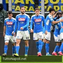 UFFICIALE – Ecco il calendario del Napoli e la copertura tv: Roma e Milan al San Paolo alle 21.45