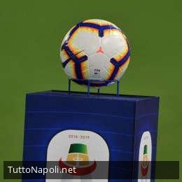 UFFICIALE – Serie A, nel primo turno si riparte dai recuperi: date, orari e copertura tv