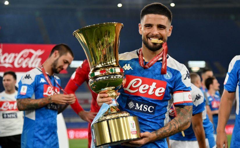 """Insigne, l'agente: """"Rinnovo col Napoli? È presto. Gattuso l'ha esaltato"""""""
