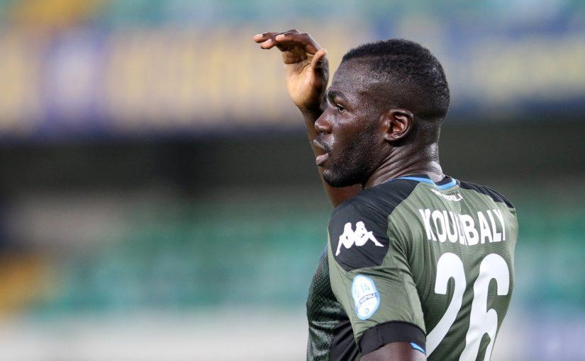 """""""Koulibaly piace al Manchester City: il Napoli ci pensa, Liverpool in attesa"""""""