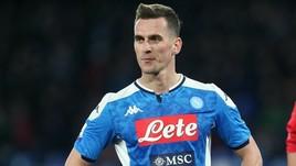 """""""Milik, sondaggio Atletico Madrid: addio Napoli più vicino"""""""