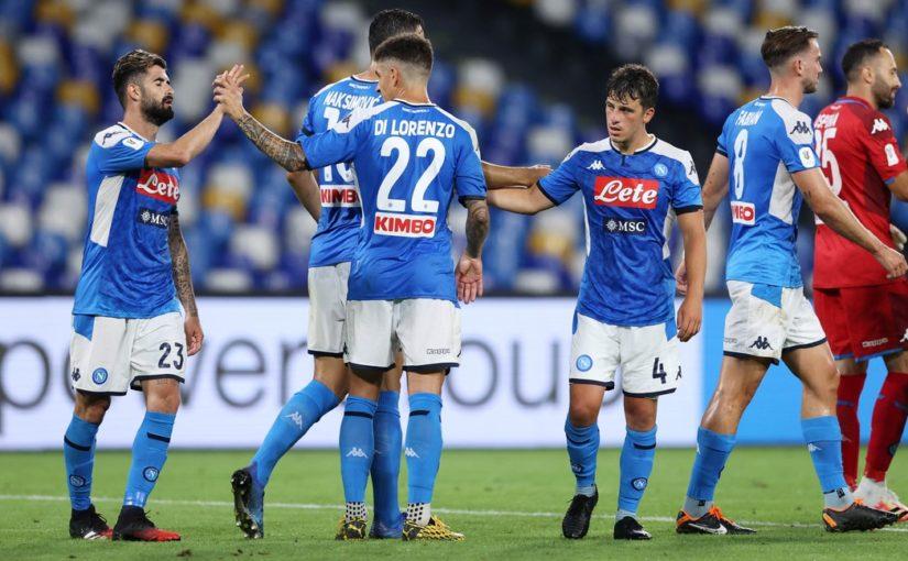 """Napoli, Giuffredi: """"Vicini i rinnovi di Hysaj, Mario Rui e Di Lorenzo"""""""