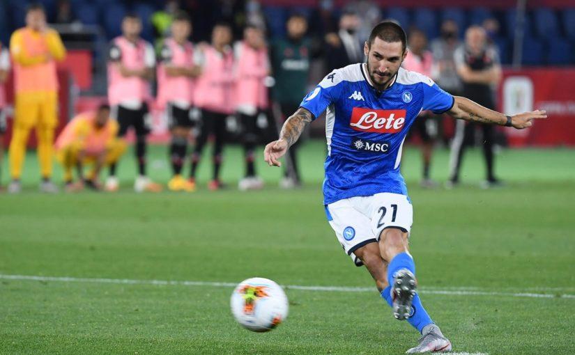 """Napoli, Politano: """"Gattuso grande trascinatore. Non dovevo zittire panchina Juve"""""""