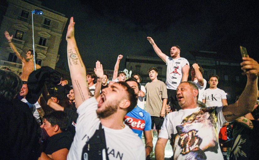 """Tarro: """"L'Oms dice stupidaggini, nessun rischio per la festa dei tifosi a Napoli"""""""