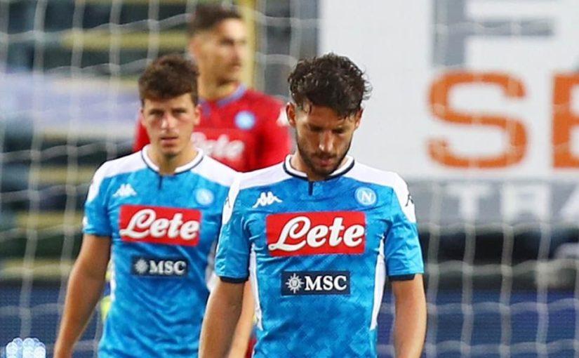 Atalanta-Napoli 2-0: Gattuso, addio alla Champions