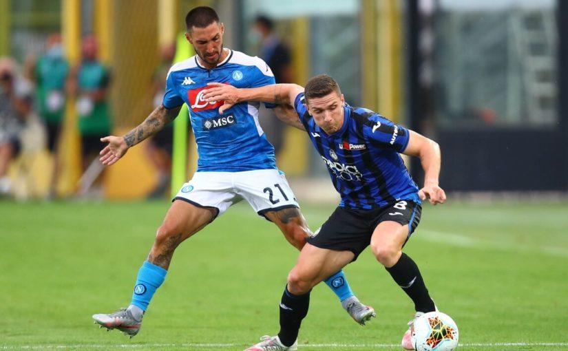 Atalanta-Napoli 2-0, il tabellino