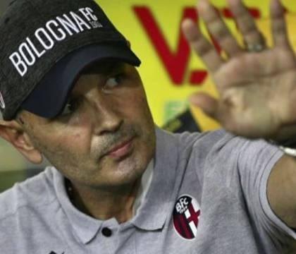 Bologna, Mihajlovic squalificato per un turno (e multa di 15mila euro)