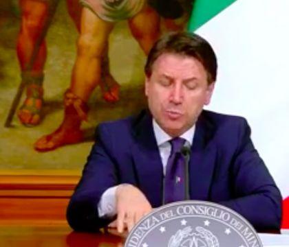 Conte annuncia la proroga dello stato di emergenza oltre il 31 luglio