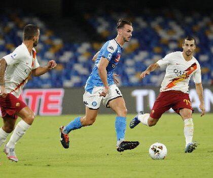 Fabian Ruiz è lontano parente del giocatore che giocava con Ancelotti