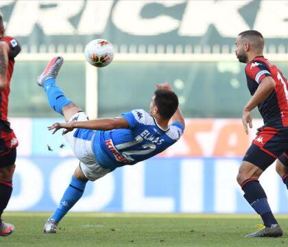 Il Napoli è la squadra che ottiene il maggior rendimento dalle sue seconde linee