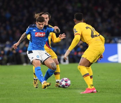 Ufficiale: Barcellona-Napoli si giocherà al Camp Nou