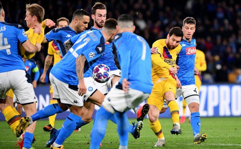 """Braida: """"Barcellona-Napoli? Il risultato non è affatto scontato"""""""