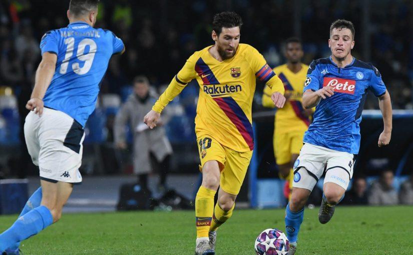 """Duka: """"Barcellona-Napoli non si giocherà in campo neutro"""""""