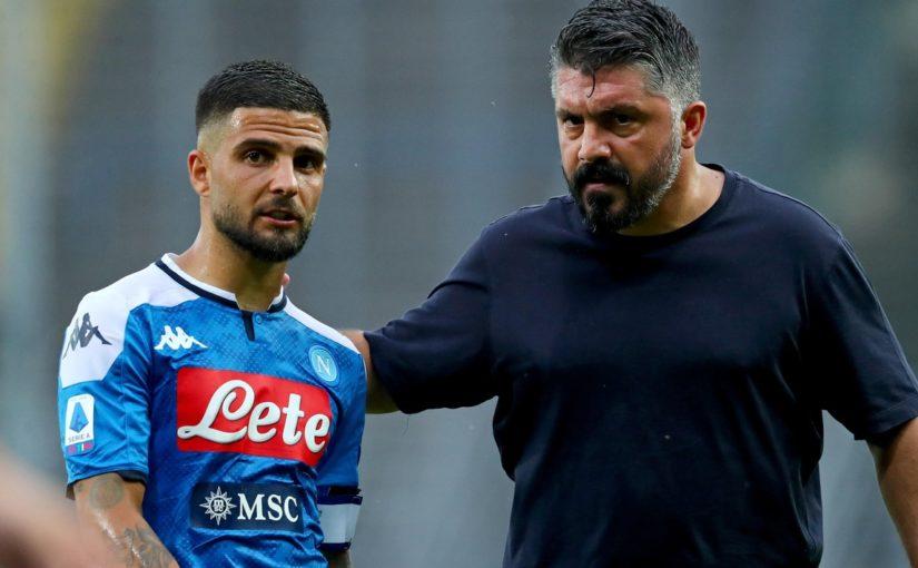 """Napoli, Gattuso: """"Troppe chiacchiere e lamentele invece di giocare"""""""