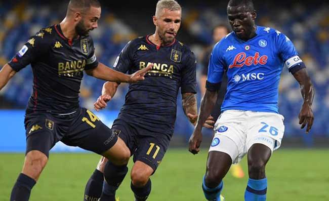 SKY – Coronavirus, contatto tra Napoli e Genoa. Chiesta una lista dei calciatori positivi