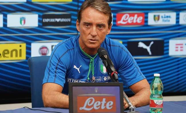 """Italia, Mancini: """"Juventus favorita, ma lasciatemi dire una cosa sul Napoli e le altre big"""""""