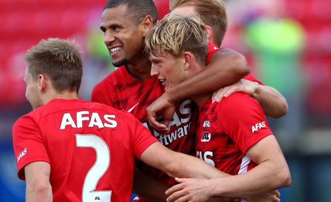 AZ Alkmaar, i positivi al Covid sono saliti a 15! Quattro giorni fa hanno giocato contro il Napoli