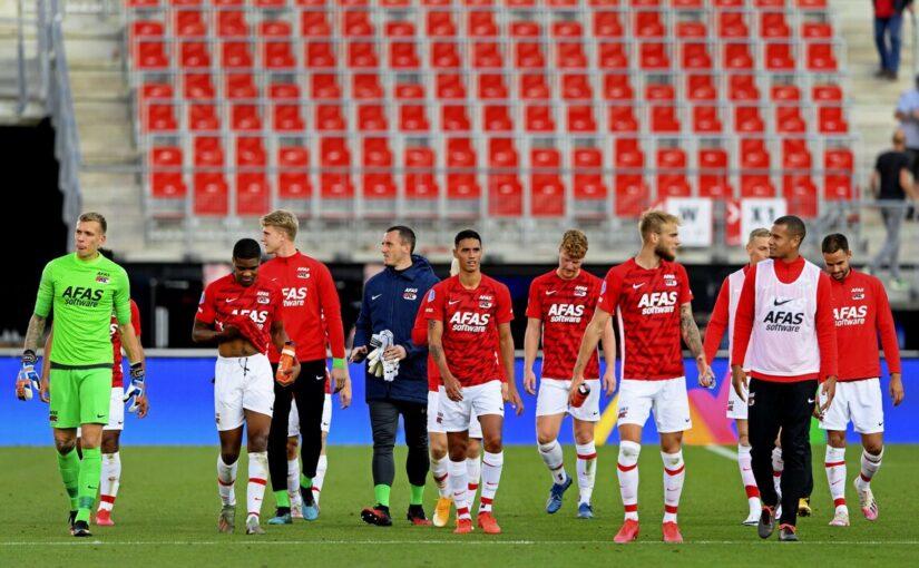 AZ, nove positivi al covid nel gruppo squadra: giovedì la sfida in Europa League con il Napoli
