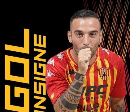 Benevento-Napoli 1-0 al 45esimo, segna l'Insigne sbagliato