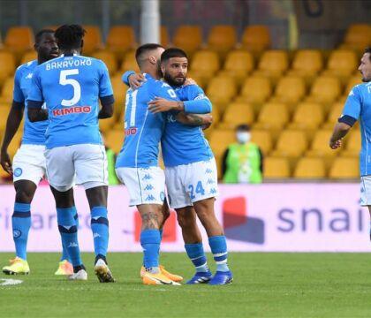 Benevento-Napoli 1-2, pagelle / Magari ci fosse un fratello Insigne ogni domenica come avversario
