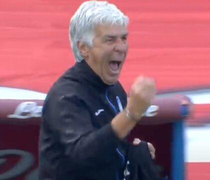Dopo i quattro dal Napoli, l'Atalanta ne prende tre dalla Sampdoria (1-3)