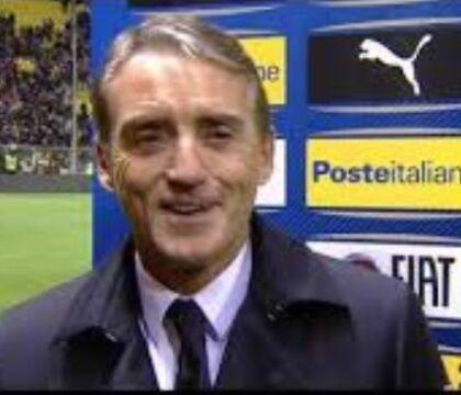 Fatto: la superficialità di Mancini è un insulto alla memoria di 36mila morti e a chi ama il calcio