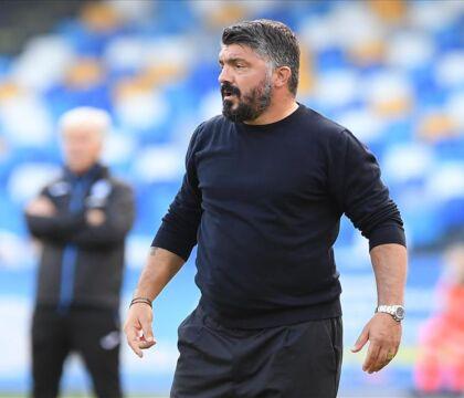 """Gattuso: """"Io voglio rimanere a Napoli, ma voglio sentirmi libero, faccio fatica con le clausole"""""""