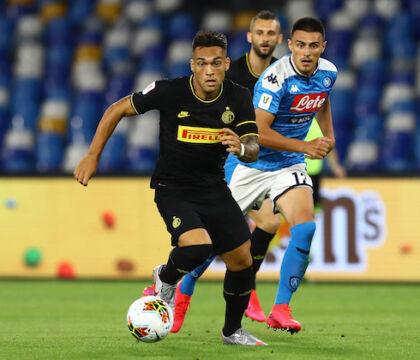 Gazzetta: Inter, Lautaro battibecca con Eriksen e Lukaku. Furioso con Bastoni