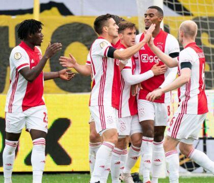 L'Ajax asfalta il Venlo di Machach 13-0