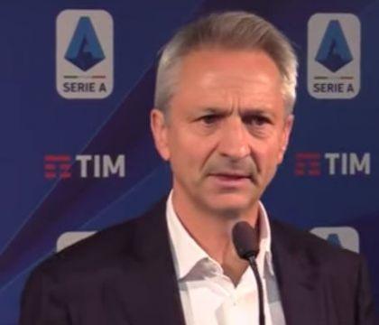 Lega Serie A chiede fondi al Governo: «misure urgenti per salvare i club di A dal collasso»