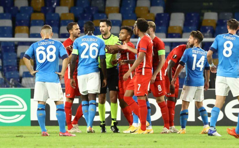 Napoli-Az Alkmaar 0-1: Gattuso, esordio amaro in Europa League
