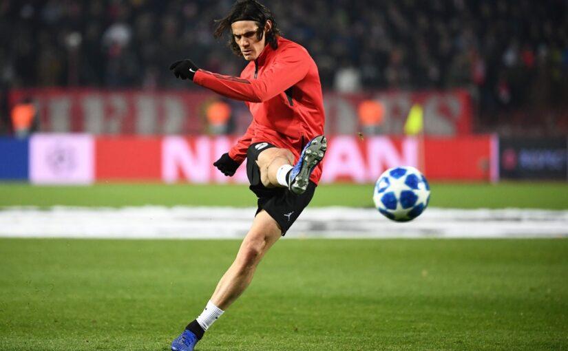 Napoli, guarda Cavani: nuova vita a Manchester con la 7 di Best e Ronaldo