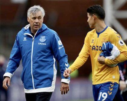 Prima sconfitta dell'Everton: 2-0 a Southampton