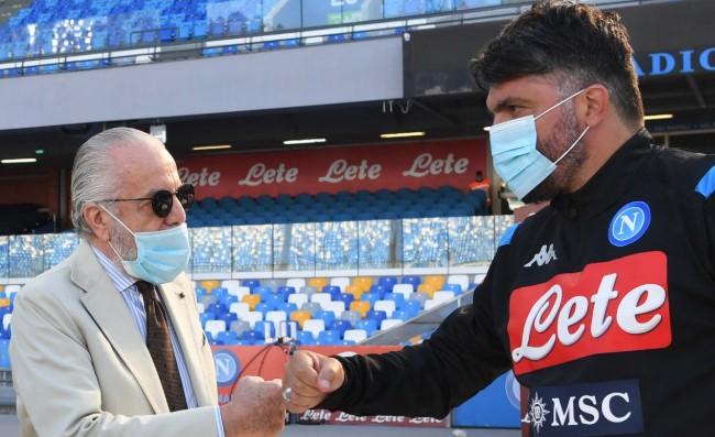 REPUBBLICA – Napoli, Gattuso è stato accontentato! Novità sul rinnovo, non farà come Sarri