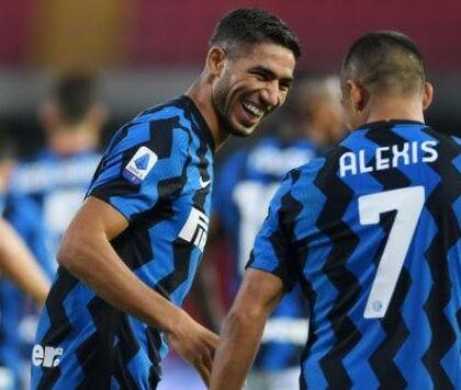 Schira: Inter, Hakimi negativo anche al secondo tampone