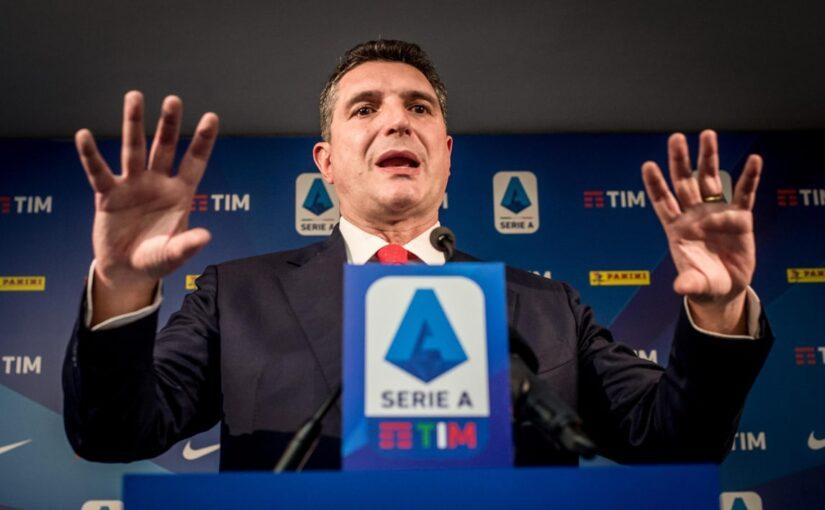"De Siervo: ""Juve-Napoli? Come Lega non potevamo rimandarla"""