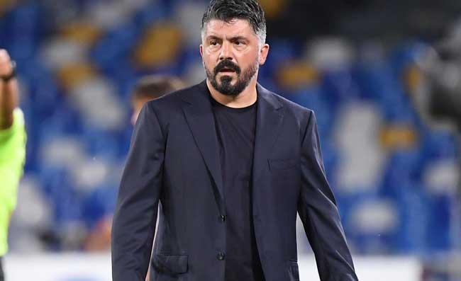 """Gattuso: """"Voglio dire una cosa a Mughini! La classifica non è reale. Juve-Napoli va rigiocata"""""""
