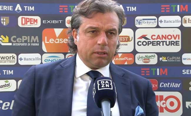 """Giuntoli: """"Gattuso ha avuto un forte mal di testa dopo la gara con l'AZ. Lavoriamo per il rinnovo"""""""