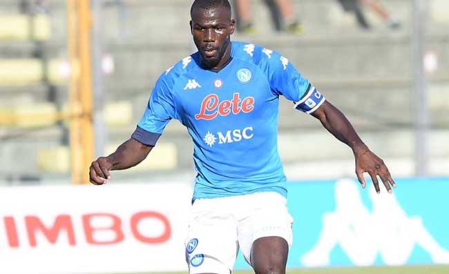 """Il Napoli batte il Benevento, Koulibaly torna sulla sconfitta contro l'AZ Alkmaar: """"Fatto!"""""""