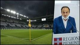 """Juve-Napoli, Cirio sta con Mastrandrea: """"Si sarebbe creato un precedente pericoloso"""""""