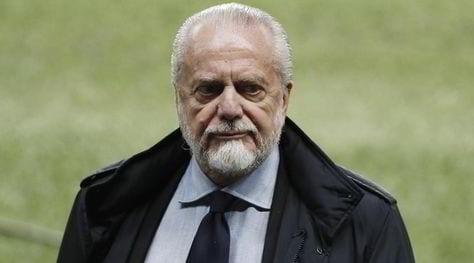 "Juve-Napoli, l'Asl: ""Nessuna pressione da De Laurentiis"""