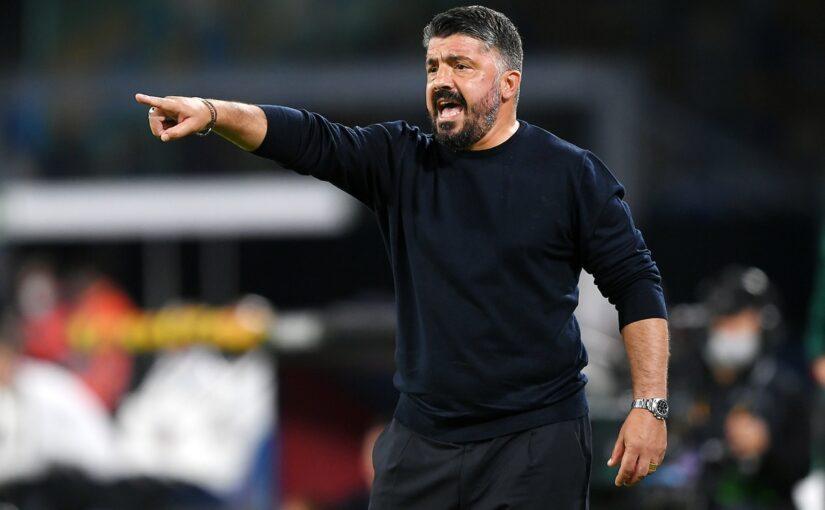 Napoli a lavoro dopo l'Az: Gattuso mette il Benevento nel mirino