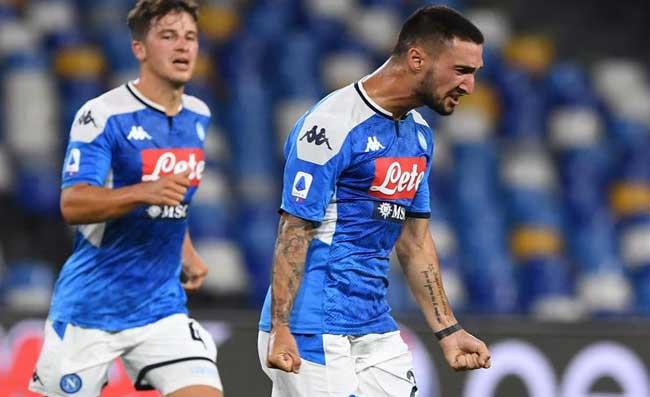 """Napoli corsaro a Benevento. Politano esulta: """"Vittoria importante con sofferenza e carattere"""""""