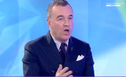 """Pistocchi a tifoso Juve: """"Parla di te, retrocesso in B! Ufficio stampa Paratici tutto vede. Marocchi…"""""""